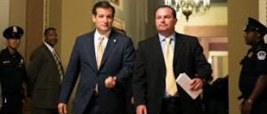 Senators Cruz and Mike Lee (dAilycaller.com)