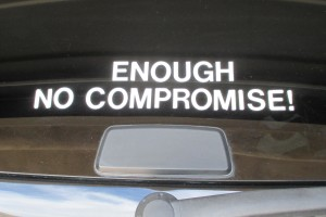 Jeep Billboard No Compromise