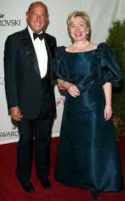 Hillary and Oscar de la Renta (eonline.com)