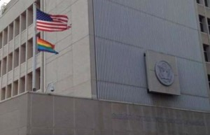LGBT Flag Tel Aviv