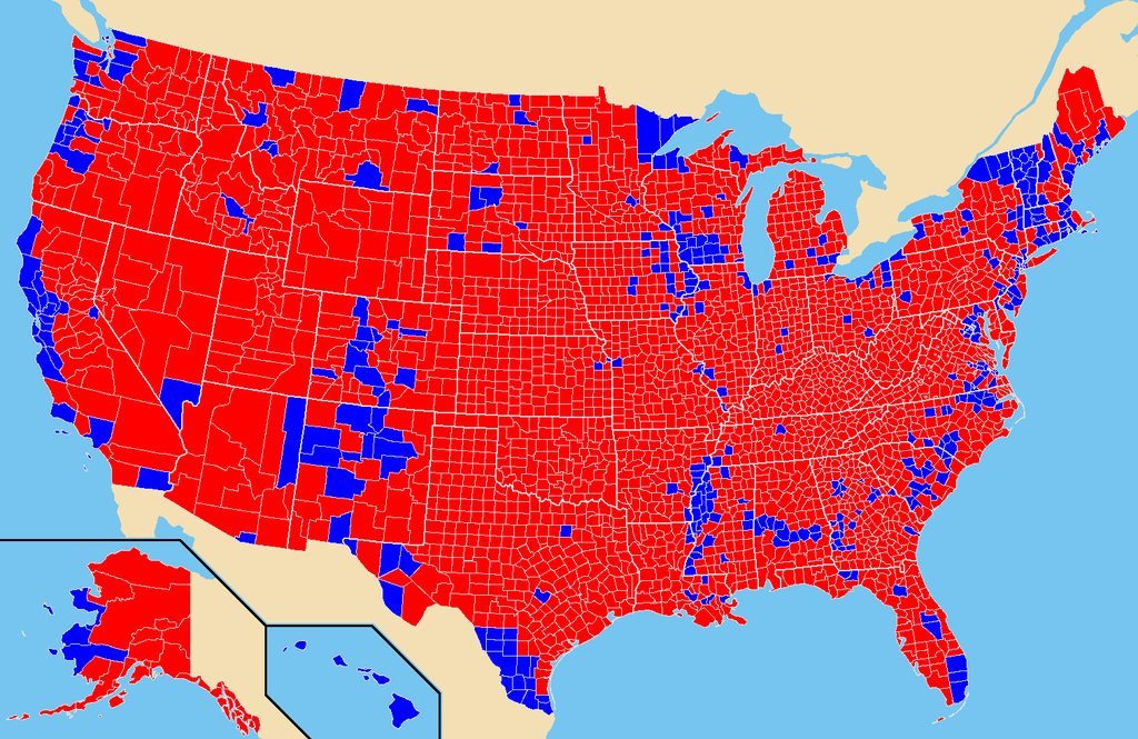 US Presidential Election 2016 USA Election Process Esri News